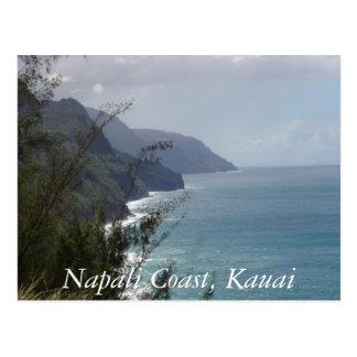 Napali Coast, Kauai Postcard