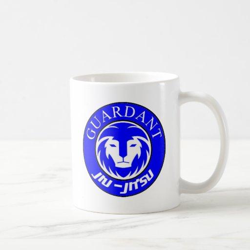 Napier BJJ Guardant Jiu Jitsu Coffee Mug