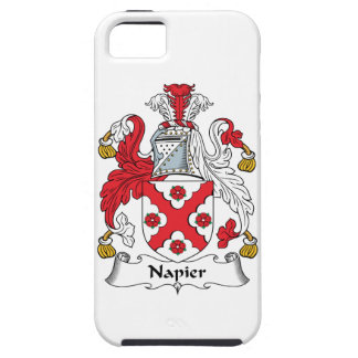Napier Family Crest iPhone 5 Cases