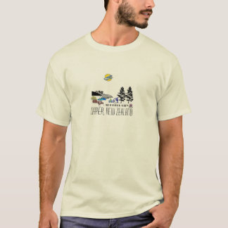 NAPIER SOUVENIR T-shirt