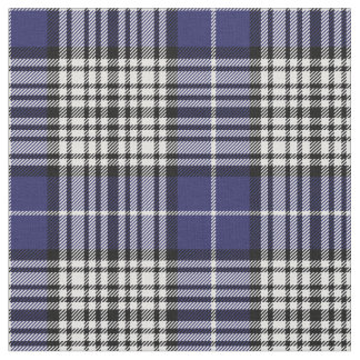 Napier Tartan Print Fabric
