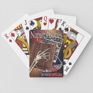Napier's Bones Playing Cards