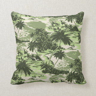 Napili Bay Hawaiian Decorative Pillows