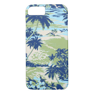Napili Bay Hawaiian iPhone 7 case