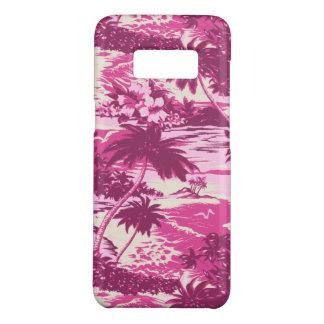 Napili Bay Hawaiian Island Scenic Pink Case-Mate Samsung Galaxy S8 Case