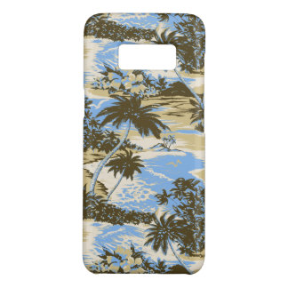 Napili Bay Hawaiian Island Scenic Sky Blue Case-Mate Samsung Galaxy S8 Case