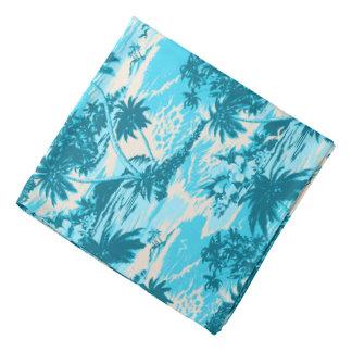 Napili Bay Scenic Hawaiian Aloha Shirt Bandana