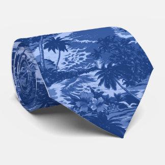 Napili Bay Tropical Hawaiian Neckties