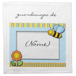 Napkins, 4 units, in layout93 printed napkins