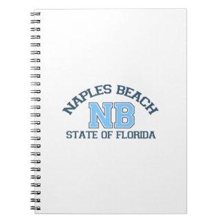 Naples Beach. Notebook