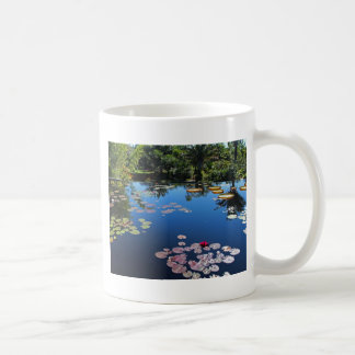 Naples Botanical Garden Water Lilies Coffee Mug