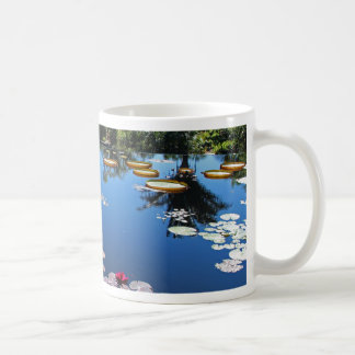 Naples Botanical Garden Water Lilies Coffee Mug