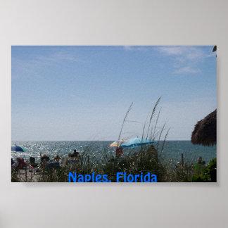 Naples, Florida Poster
