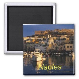 Naples italy magnet