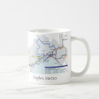 Naples Metro Mug