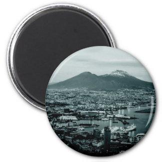 Naples Vesuvius Magnet