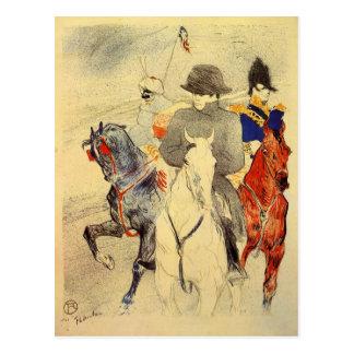 Napoleon 2 by Toulouse-Lautrec Postcard