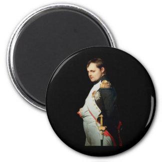 Napoleon 6 Cm Round Magnet