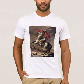 Napoleon - Able was I ere I saw Elba. T-Shirt
