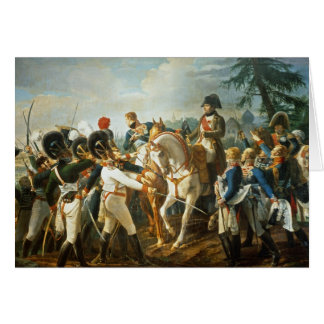 Napoleon and the Bavarian and Wurttemberg Card