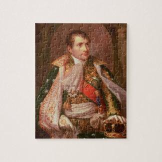 Napoleon Bonaparte (1769-1821), as King of Italy, Jigsaw Puzzle