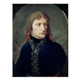 Napoleon Bonaparte  as General-in-Chief Postcard