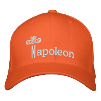 Napoleon Bonaparte Embroidered Baseball Caps