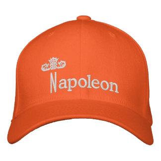 Napoleon Bonaparte Embroidered Hat