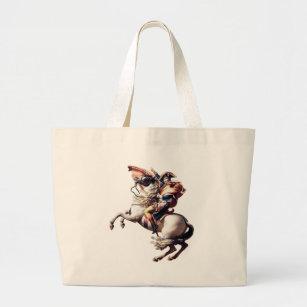 Napoleon Bonaparte Large Tote Bag