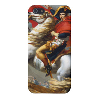 Napoleon Bonaparte Painting by Jacques-Louis David iPhone 5 Cover