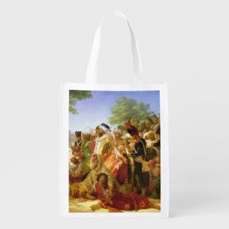 Napoleon Bonaparte  Pardoning the Rebels Grocery Bags