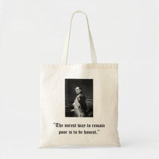 Napoleon Bonaparte Budget Tote Bag