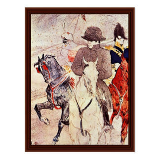 Napoleon By Toulouse-Lautrec Henri De Postcard