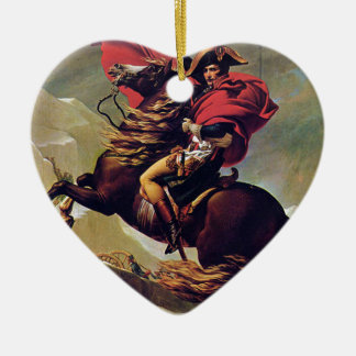 Napoleon Ceramic Ornament