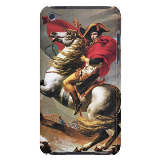 Napoleon Crossing the Alps iPod Touch Case