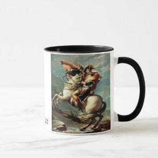 Napoleon Crossing the Alps Mug