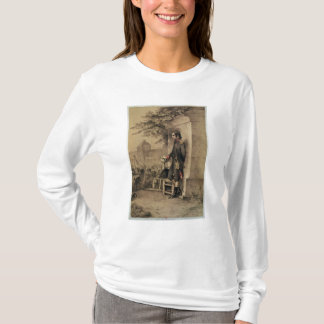 Napoleon I at the Siege of the Tuileries T-Shirt