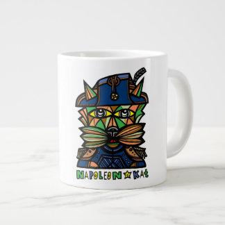 """Napoleon Kat"" Jumbo Mug"