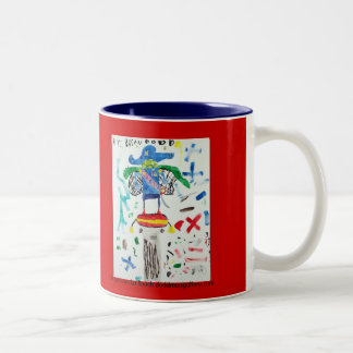 Napoleon La Roach Oversized Mug