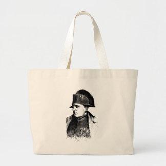 Napoleon Silhouette Large Tote Bag