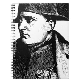 Napoleon Silhouette Notebook