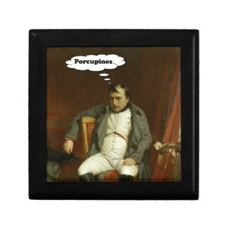 Napoleon Thinks About Porcupines Gift Box