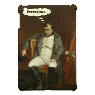 Napoleon Thinks About Porcupines iPad Mini Cover