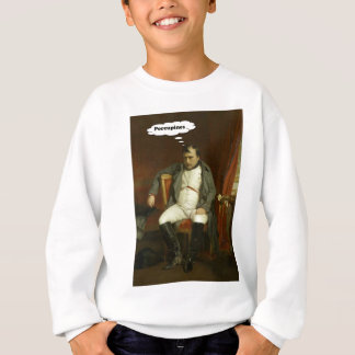 Napoleon Thinks About Porcupines Sweatshirt