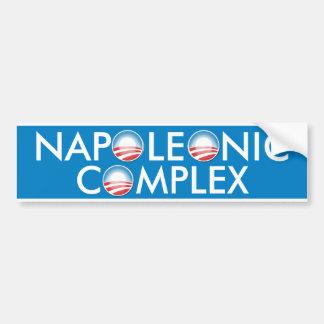 Napoleonic Complex Bumper Sticker