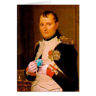 Napoleonic Complex Card
