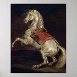 Napoleon's Stallion, Tamerlan Poster