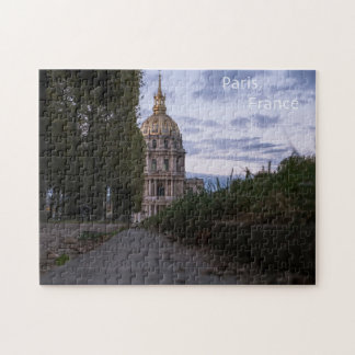 Napoleon's Tomb Puzzle with Gift Box