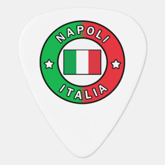 Napoli Italia Plectrum