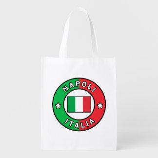 Napoli Italia Reusable Grocery Bag